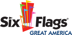 Six Flags Great America logo