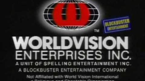 Worldvision Enterprises logo (1994)
