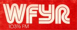 WFYR 103 Half