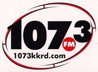 107.3 FM KKRD