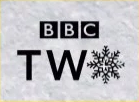 BBC Two Christmas 2015 logo