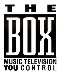 The Box US logo