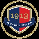 SM Caen logo (2013-2016)