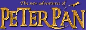 The New Adventures of Peter Pan Logo