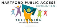 Hartford Public Access TV's Your Vision Starts Here Video Promo From May 2010