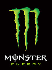 Monster energy logo