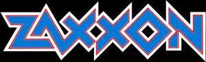 Zaxxon logo
