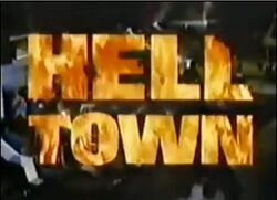 Hell Town Intertitle