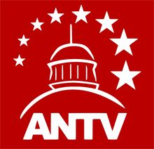 Logo de antv 2010-actual