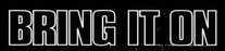 Bring It On Logo