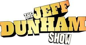 The jeff dunham show logo
