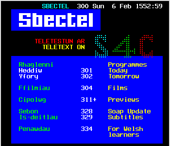 S4C Sbectel