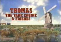 Thomas The Tank Engine and Friends Logo