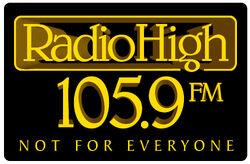 105.9 radio high