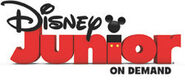 DISNEY JUNIOR ON DEMAND
