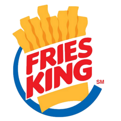 Fries King logo 2