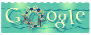 Google London 2012 Olympic Games - Synchronised Swimming