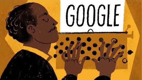 Langston Hughes' 113th Birthday Google Doodle