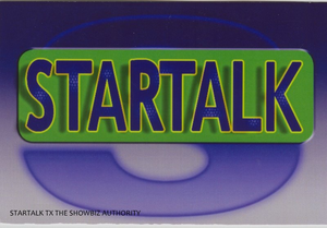 Startalk Logo 4th Title Cards