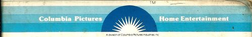 Columbia Pictures Home Entertainment 1979