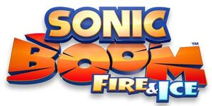sonic boom fire ice logopedia fandom powered by wikia. Black Bedroom Furniture Sets. Home Design Ideas
