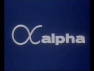 Alpha Video Logo 1980