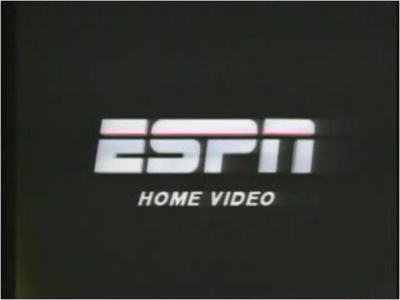 ESPN Home Video 1989