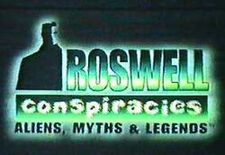 Roswellconspiracieslogo