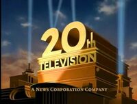 20th Television Logo 1994