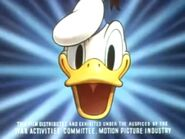 The Spirit of 43-Donald Duck