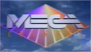 Old mega channel logo
