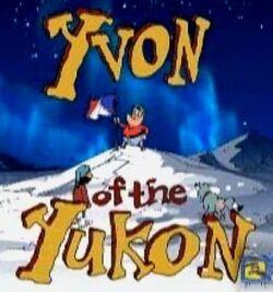 Yvon of the Yukon (title screen)