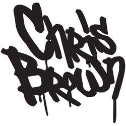 Chris Brown FAME era logo