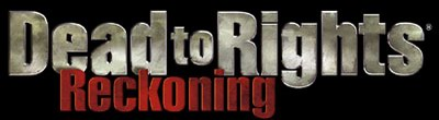 Deadtorights reckoning logo