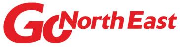 Go North East logo 2010