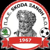 Skoda Xanthi FC logo
