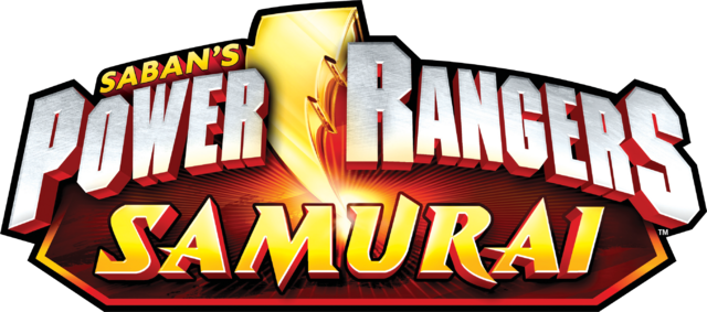 File:Power Rangers Samurai Logo.png