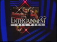Entertainment This Week 1989