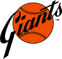 San Francisco Giants logo 1977-1982