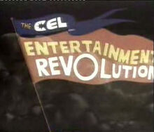 The CEL Entertainment Revolution (Logo 2)