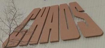 Chaos (Opryland) logo