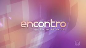 Encontro com Fátima Bernardes 2016