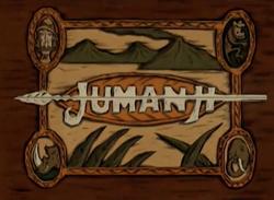 Jumanji Title Card