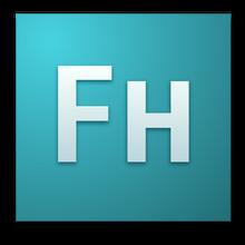 Adobe FreeHand (2007-2008)
