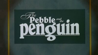 The-pebble-and-the-penguin logo