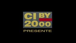 Ciby 2000 Presents 1995 Logo