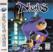 Nights into Dreams (U) Front