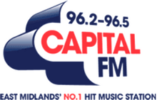 Capital FM Nottinghamshire 2014