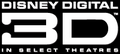Disney Digital 3-D logo