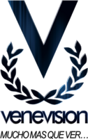 Logo de venevision - mucho mas que ver 2015-actual